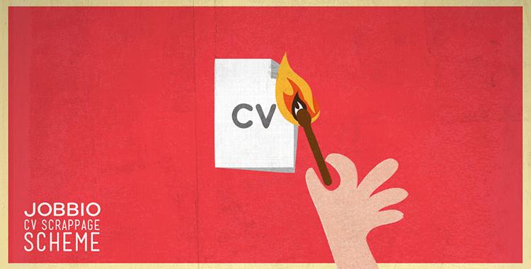 Jobbio CV Scrappage Scheme Launches