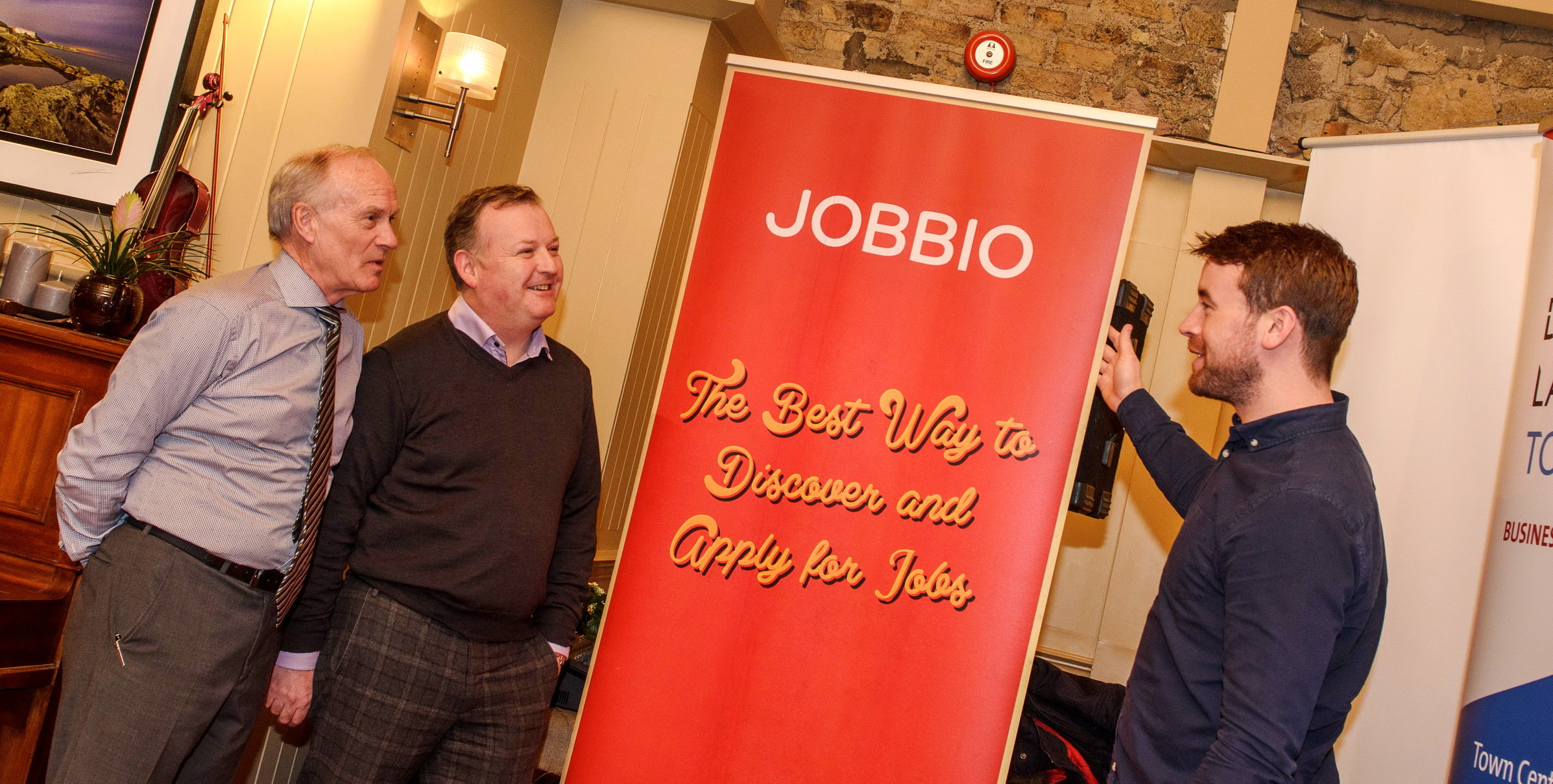 """Jobbio Partnership Couldn't Come at a Better Time,"" Dun Laoghaire BID"