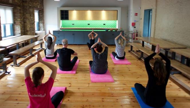 etsy yoga