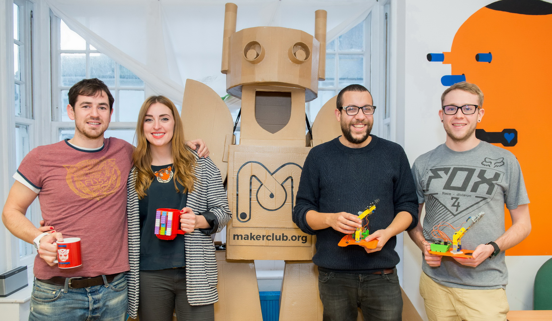 """MakerClub: """"The Creative Economy Is an Integral Part of the UK"""""""