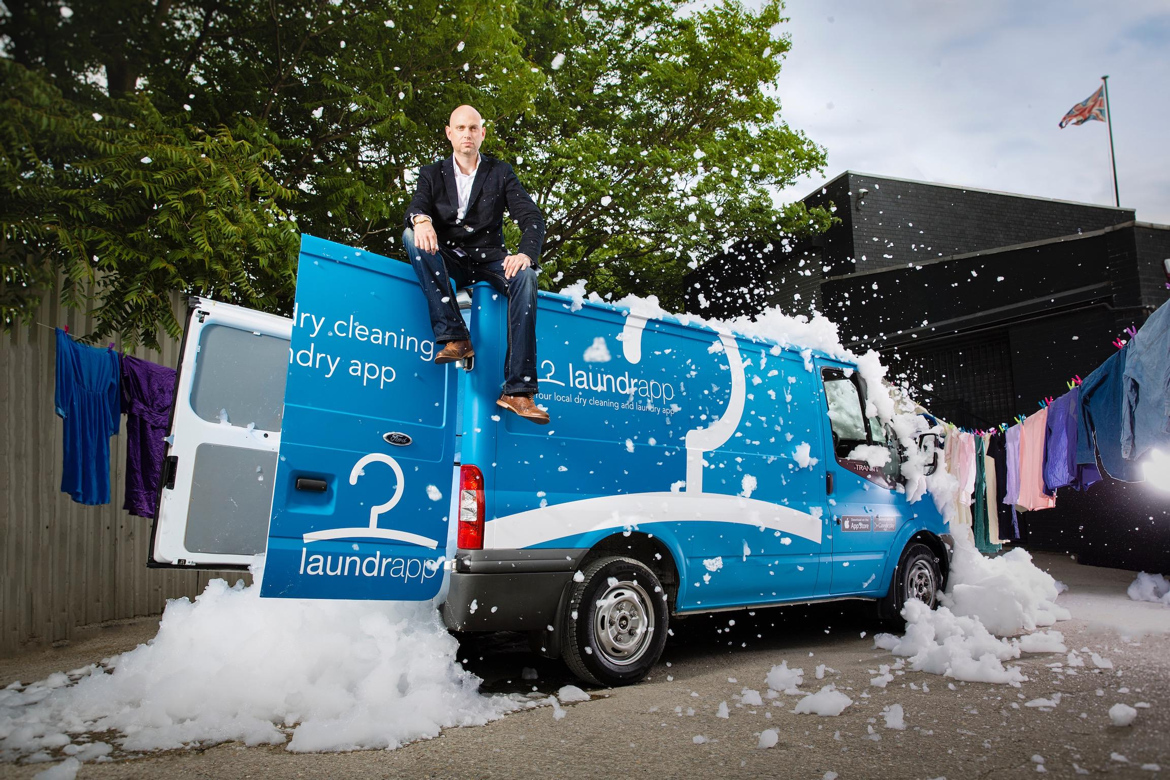 How Is Laundrapp Disrupting the Traditional Laundry Market