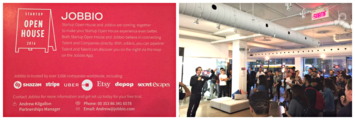 Startup Open House Montreal
