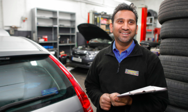 A Day In The Life Of Ash Mohun, Mechanic At Sweeney's Garage