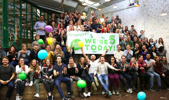 A Day in the Life of Emily Dann Office and Culture Co-Ordinator at HelloFresh