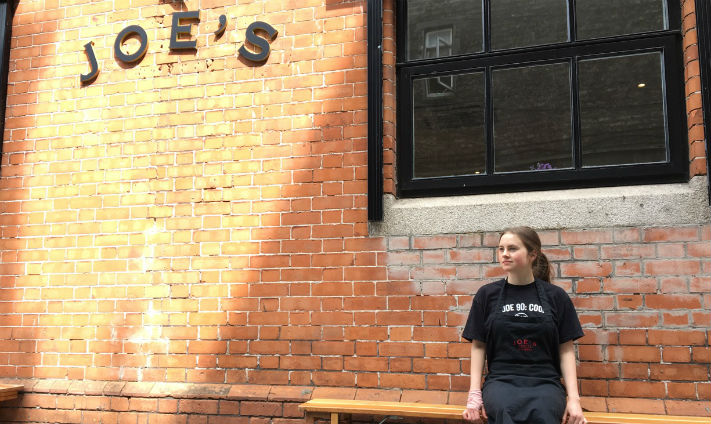 A Day In The Life Of Sintija Muske, Barista At Joe's Coffee