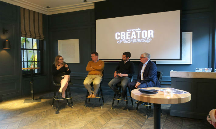 Here's what you missed at the We, The Creators event