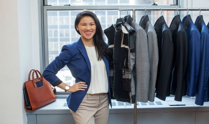 Meet the Woman Hoping to Change Workwear Once and For All