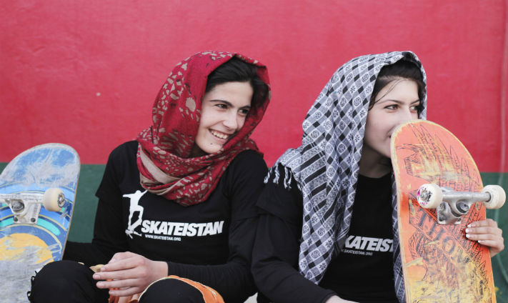 How Skateistan is Empowering Children Through Skateboarding