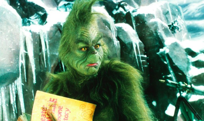 6 Signs You're the Office Grinch