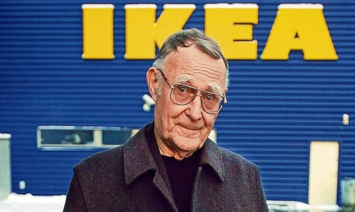Ingvar Kamprad and Eight Other Founders that Changed the World