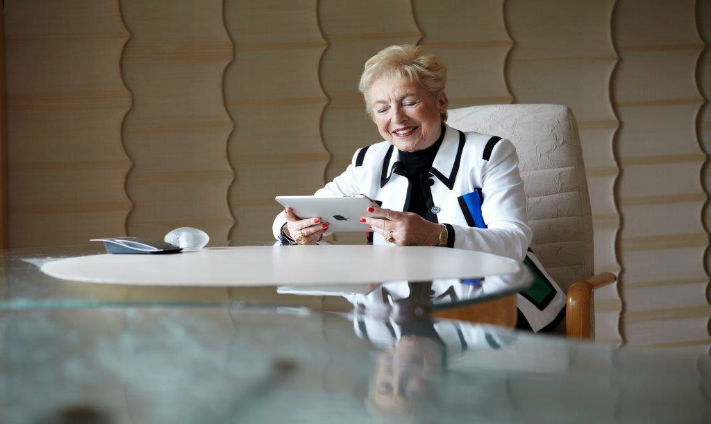 Just Call Me Steve: Dame Stephanie Shirley on a Life in Tech