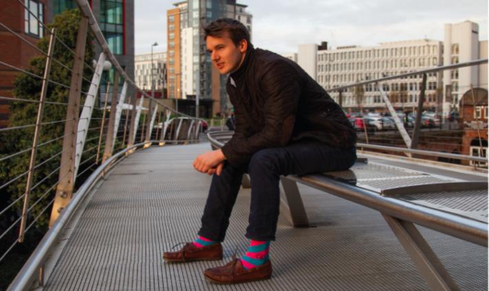 The Social Enterprise Using Socks to Change the World