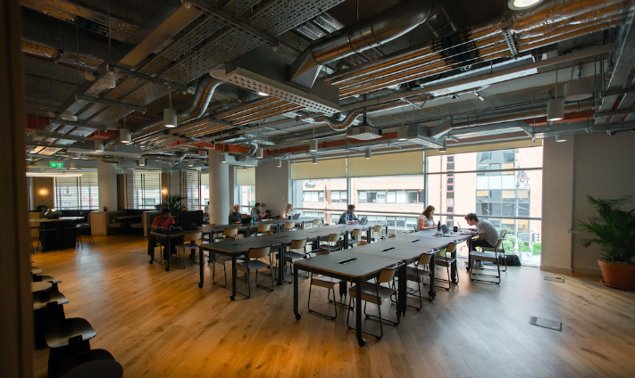 How physical workspaces can affect employee happiness