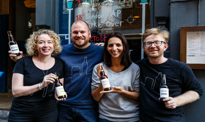 TOAST Ale: The Startup Turning Surplus Bread Into Beer