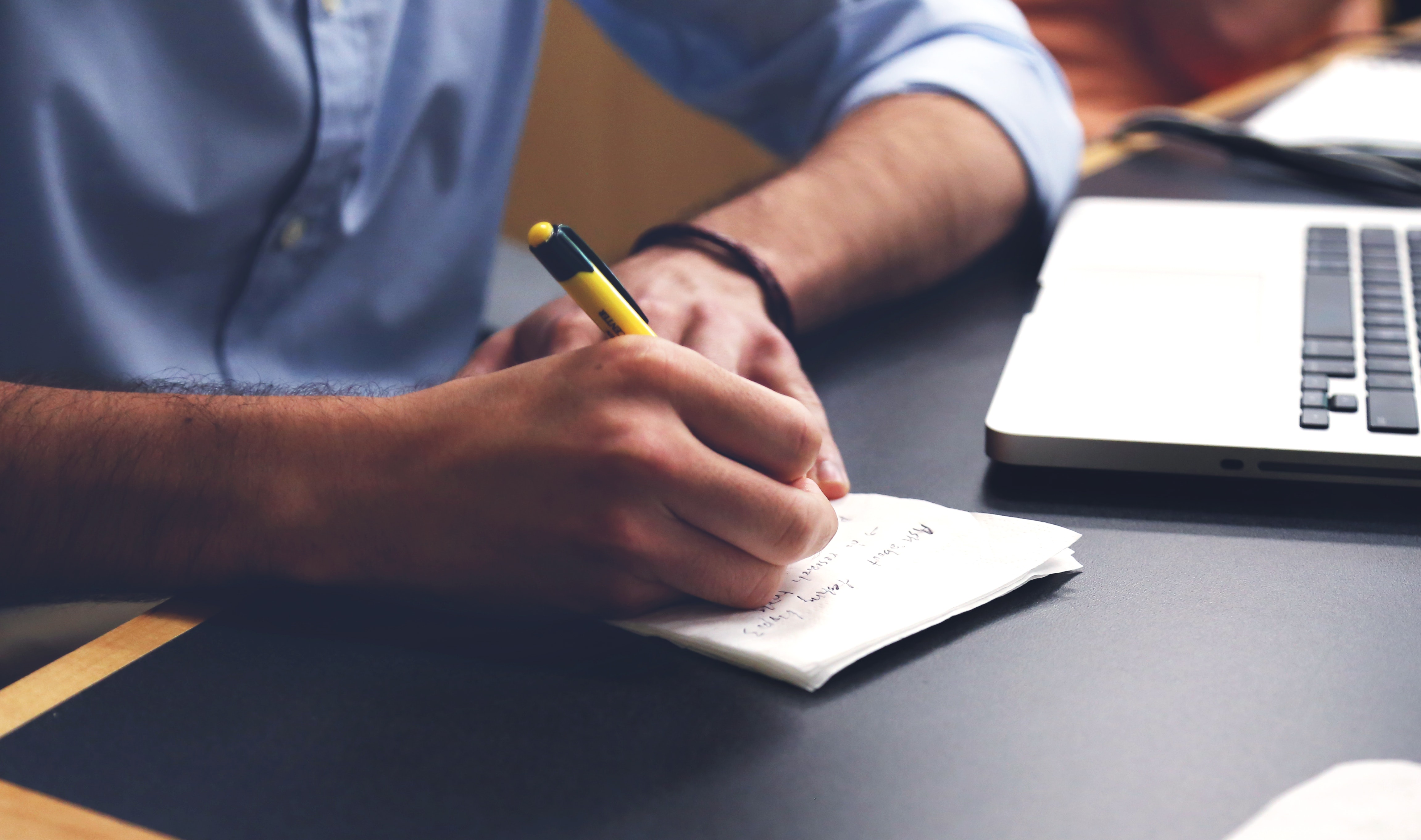 why sending a thank you note could be the key to interview success