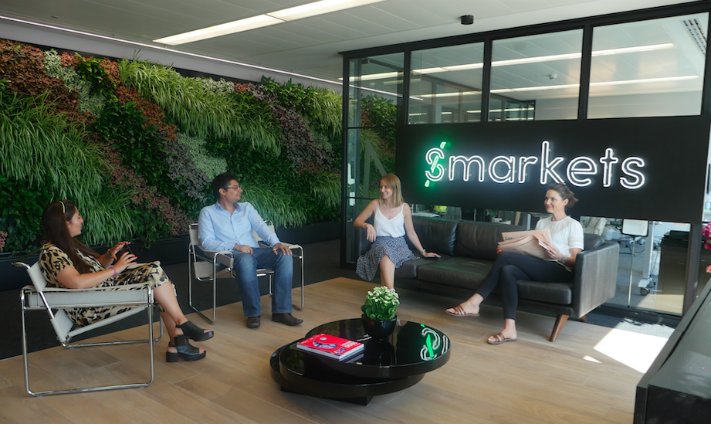 A Day in the Life of Matti Astrand, Quant Developer at Smarkets
