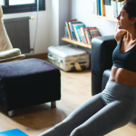 Working from home? Here's a fantastic 40 minute at-home workout routine