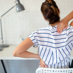 Is working from home causing you back pain? Here's what you can do to help