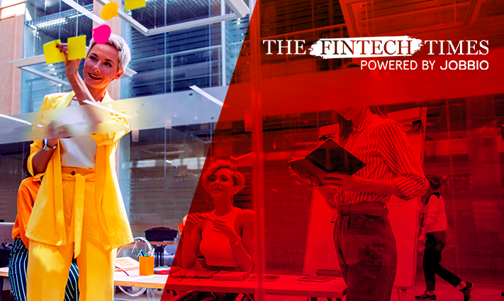 We've partnered with The FinTech Times, and we're really excited about it